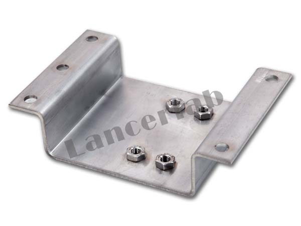 rail part metal fabrication