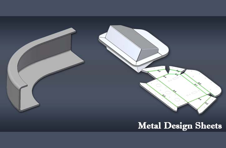sheet metal design services
